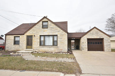 Sussex Single Family Home Active Contingent With Offer: W232n6201 Waukesha Ave