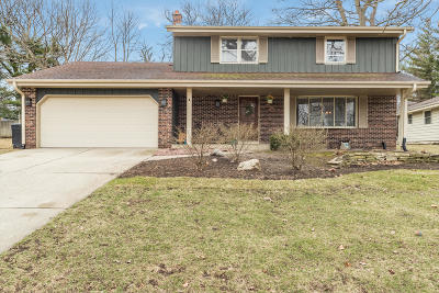 Kenosha Single Family Home Active Contingent With Offer: 4209 89th St