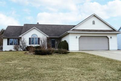 Plymouth Single Family Home Active Contingent With Offer: 913 Beech Dr