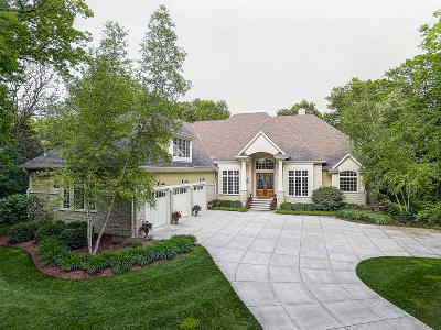 Oconomowoc Single Family Home For Sale: 1224 N Dousman Rd