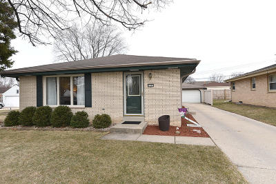 Greenfield Single Family Home Active Contingent With Offer: 4242 S 91st Pl