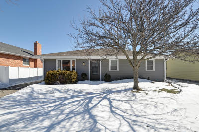 Kenosha Single Family Home Active Contingent With Offer: 1547 17th Ave