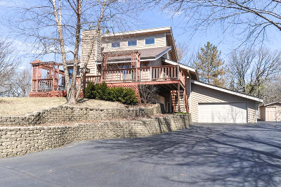 Single Family Home Active Contingent With Offer: W331s5483 Meadowlark Ln