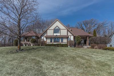 Brookfield Single Family Home Active Contingent With Offer: 970 Silver Mist Ct