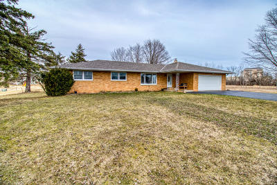 Franklin Single Family Home Active Contingent With Offer: 3230 W Oakwood Rd