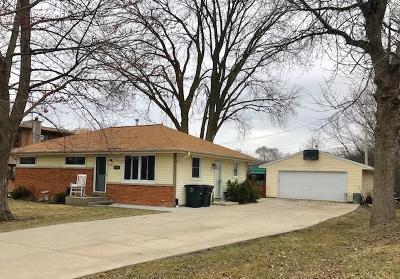 Greenfield Single Family Home Active Contingent With Offer: 4950 S 51st St