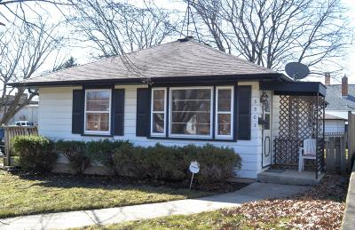 Kenosha Single Family Home Active Contingent With Offer: 3503 59th St