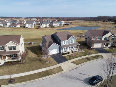 Kenosha Single Family Home Active Contingent With Offer: 7317 150th Ave
