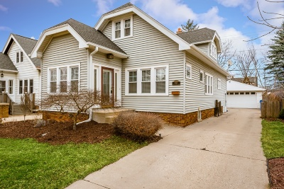 Whitefish Bay Single Family Home Active Contingent With Offer: 4964 N Santa Monica Blvd