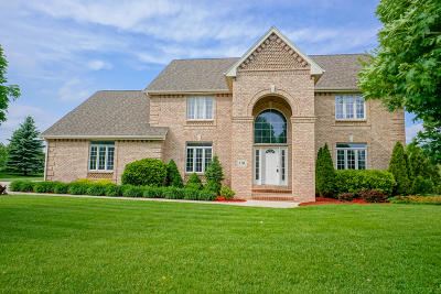 Hartland Single Family Home For Sale: 370 Sunshine Dr