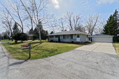 Franklin Single Family Home Active Contingent With Offer: 8801 S 83rd St