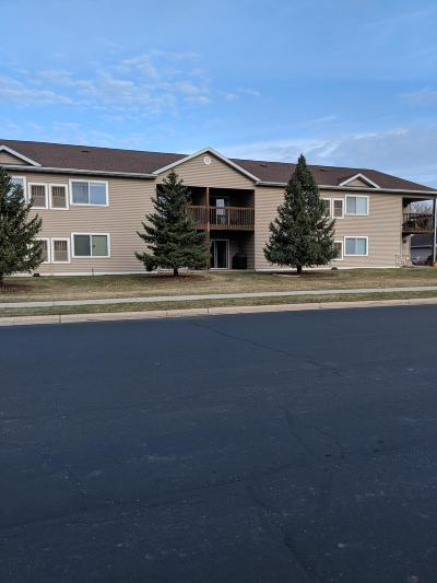 Fort Atkinson Condo/Townhouse Active Contingent With Offer: 611 Reena Ave #5