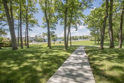 Williams Bay Condo/Townhouse Active Contingent With Offer: 38 Willabay Dr #A