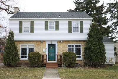 Elkhorn Single Family Home Active Contingent With Offer: 129 S Jackson St