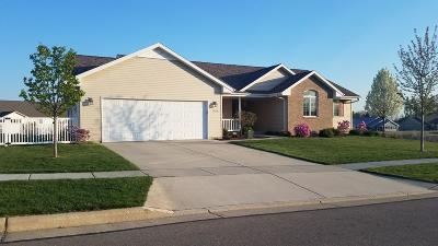 Fort Atkinson Single Family Home Active Contingent With Offer: 1504 Lena Ln