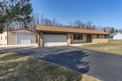 Menomonee Falls Single Family Home Active Contingent With Offer: N74w17552 Sunny Cir
