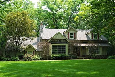 Delavan Single Family Home For Sale: 2535 Countryside Dr