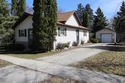 Elkhorn Single Family Home Active Contingent With Offer: 507 N Washington St