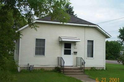 Menominee Single Family Home For Sale: 3500 11th St.