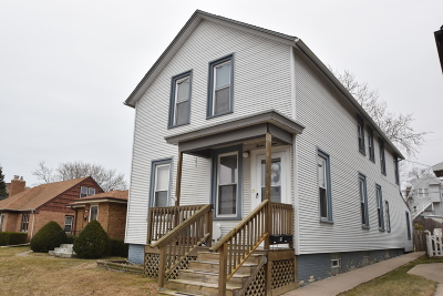 South Milwaukee Two Family Home For Sale: 1213 Minnesota Ave