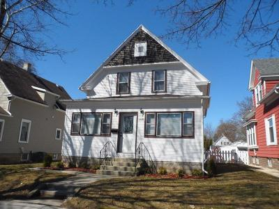 Sheboygan Single Family Home Active Contingent With Offer: 2016 N 8th St
