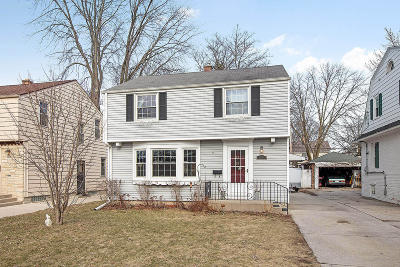 Whitefish Bay Single Family Home For Sale: 5924 N Bay Ridge Ave