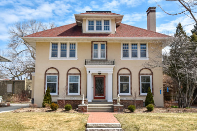 Milwaukee Single Family Home Active Contingent With Offer: 3438 N Summit Ave