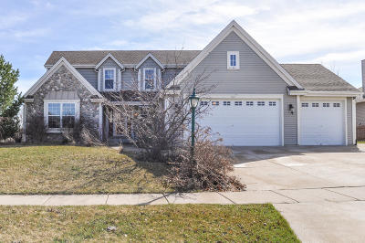 Waterford Single Family Home For Sale: 717 Bass Dr