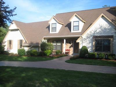 Wales Single Family Home Active Contingent With Offer: 520 Pebble Creek Pass