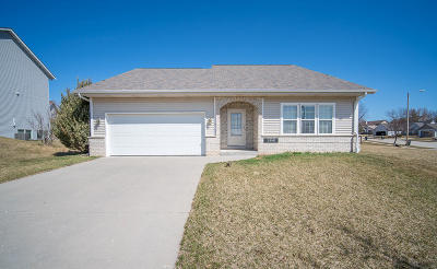 West Bend Condo/Townhouse Active Contingent With Offer: 1256 Autumn Dr. #2