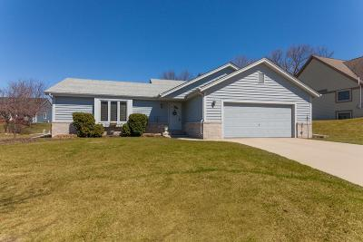 Single Family Home Active Contingent With Offer: 1103 Riverway Ct