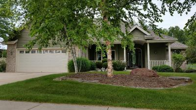 West Bend Single Family Home Active Contingent With Offer: 2701 Kettle Ct