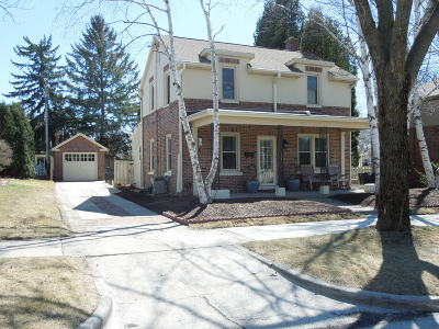 Kohler Single Family Home Active Contingent With Offer: 551 Upper Rd