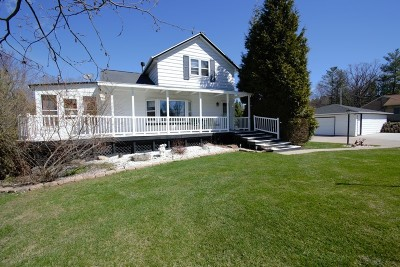 Oak Creek Single Family Home Active Contingent With Offer: 510 W Oakwood Rd