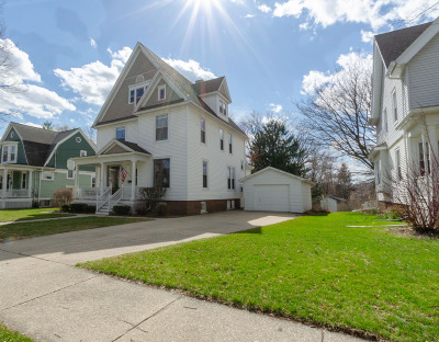 Watertown Single Family Home Active Contingent With Offer: 814 Richards Ave