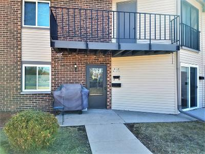 Germantown Condo/Townhouse Active Contingent With Offer: W168n11551 El Camino Dr #3