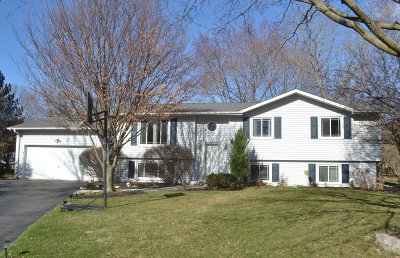 Racine Single Family Home Active Contingent With Offer: 3023 Stonebridge Dr