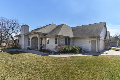 Washington County Condo/Townhouse For Sale: W196n11324 Shadow Wood Ln