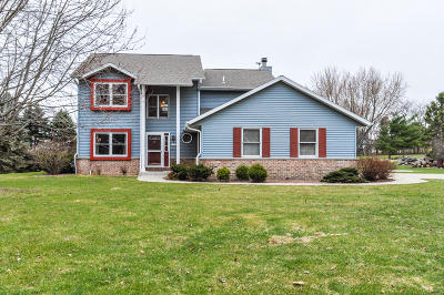 Waterford Single Family Home Active Contingent With Offer: 28912 Oak Hill Ln