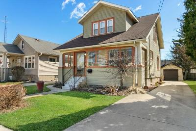 Kenosha Single Family Home Active Contingent With Offer: 6519 31st Ave