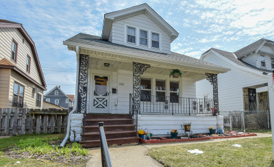 West Allis Two Family Home For Sale: 1224 S 73rd St #1226