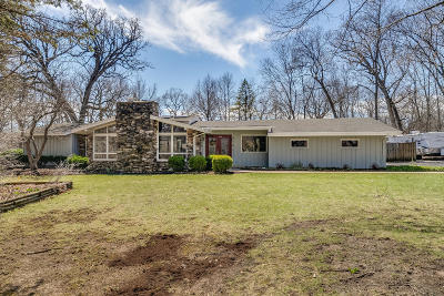 Pleasant Prairie WI Single Family Home Active Contingent With Offer: $379,900