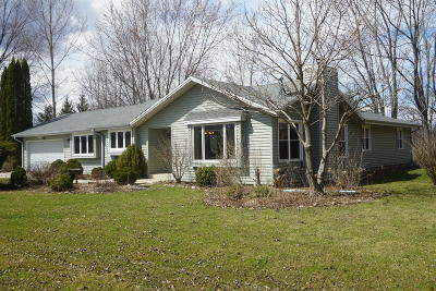 Grafton Single Family Home For Sale: 694 Lakefield Rd