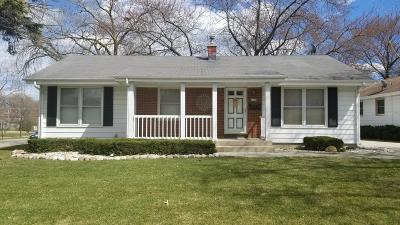 Greenfield Single Family Home Active Contingent With Offer: 4306 S 36th St.