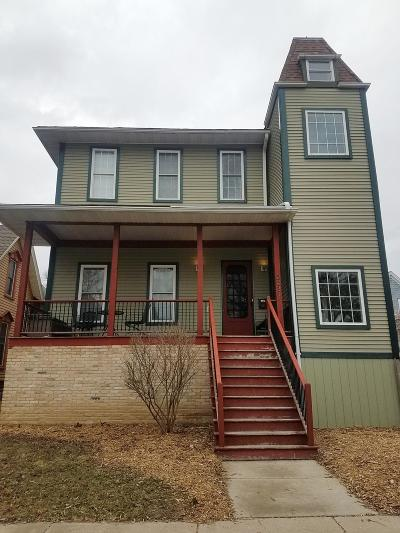 Milwaukee Single Family Home Active Contingent With Offer: 2031 N Booth St