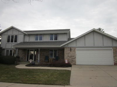 Milwaukee County Single Family Home Active Contingent With Offer: 6980 S Crane Dr