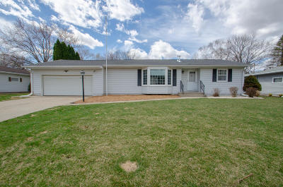 Watertown Single Family Home Active Contingent With Offer: 1304 Riverview Ln