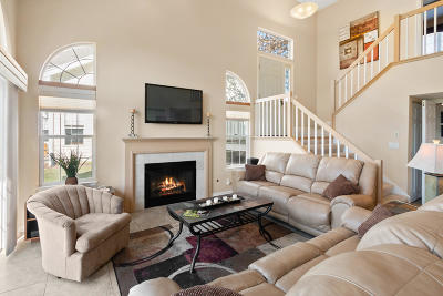 Lake Geneva Condo/Townhouse Active Contingent With Offer: 887 Eagleton Dr #46-16