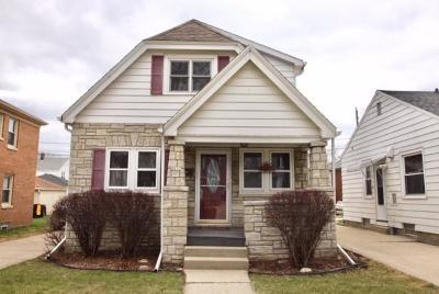 Single Family Home Active Contingent With Offer: 2037 N 85th St
