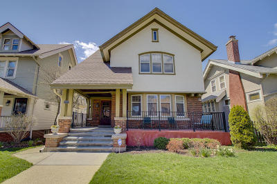 Milwaukee Single Family Home Active Contingent With Offer: 1927 N 52nd St